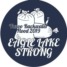 Yazoo Backwater Flood Decal 2019